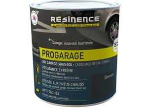 Résine sol - ProGarage Graphite 300ml
