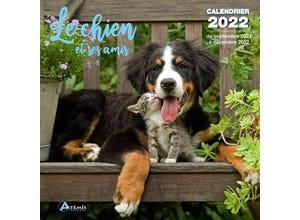 Calendrier le chien et ses amis 2022