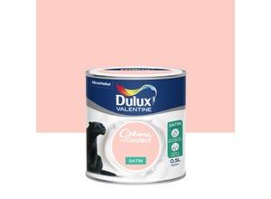 Crème de couleur satin chamallow 0,5 l