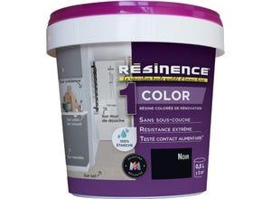 Résine Colorée - COLOR Noir 500ml