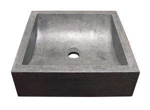 KIARA Vasque 42cm GRIS
