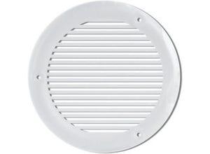 Grille d'aération en plastique Ø103mm - AUTOGYRE