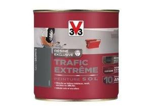 Peinture sol trafic extrême satin graphite 0,5L
