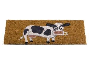 Paillasson vache 53x23