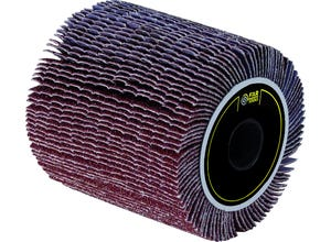 Brosse à lamelles abrasives de précision Ø60/L60mm