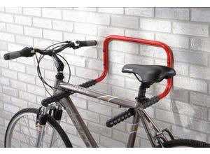 Support 2 vélos mural
