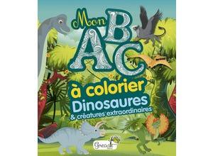 Dinosaures et créatures extraordinaires coloriage
