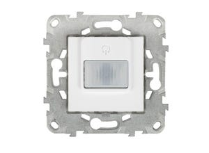 Unica2 détecteur mouvement tte charge, 3 fils - blanc
