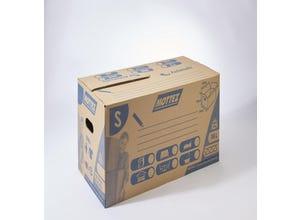 Carton 36 litres fermeture automatique