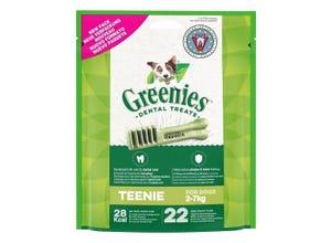 Friandises sticks dentaires Teenie 170g - GREENIES