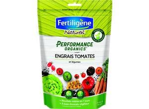 Performance Organics Engrais tomates et légumes UAB 700g