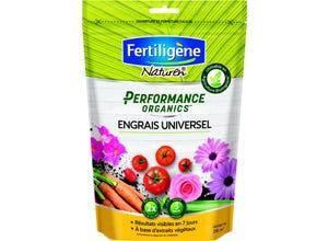 Performance Organics Engrais universel UAB 700g