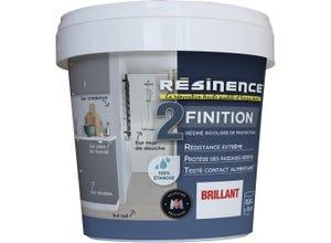Résine de protection - Finition Brillant 500 ml