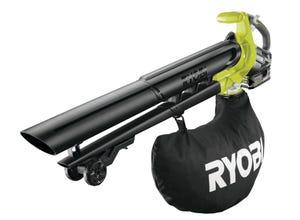 Souffleur aspiro-broyeur 18V 5,0 Ah RBV1850 RYOBI