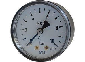 Manomètre M1/4 prise arrière