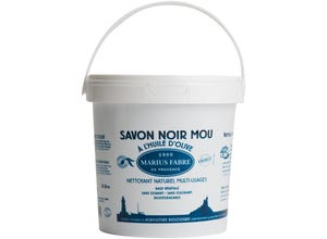 Savon Noir Pâte 1 KG