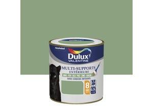 Peinture multi-supports exterieur satin vert provence 0,5 l