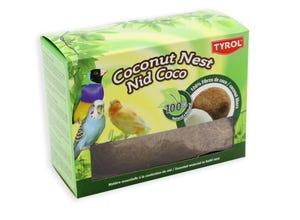 Nid en fibres de coco pour oiseaux 50g