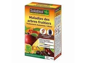 Maladies des arbres fruitiers 125g