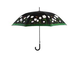 Parapluie tulipe couleur changeante
