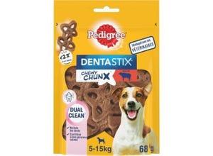 Dentastix Chewy Chunx XS/S Boeuf - PEDIGREE