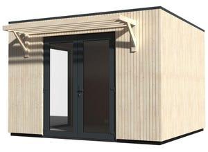 COMO 13 m² - Pièce de loisirs isolée