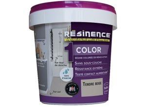 Résine Colorée - COLOR Tendre Beige 250ml