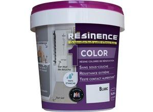 Résine Colorée - COLOR Blanc 250ml