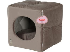 Cube Chesterfield Chambord pour chat