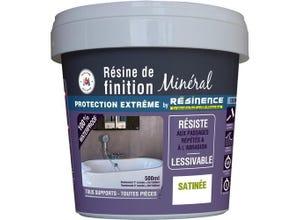 Résine de protection - Finition Brillant 250 ml