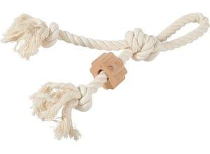 Jouet corde naturelle coton Wild - poignée