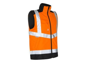 Gilet WILEY hv orange