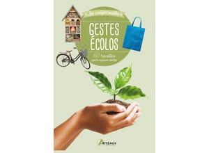 Gestes écolos - 60 recettes pour mieux vivre
