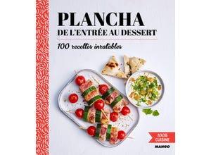 Plancha, de l'entrée au dessert