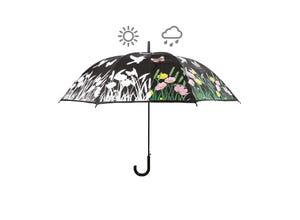 Parapluie oiseau couleur