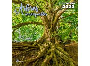Calendrier arbres remarquables 2022