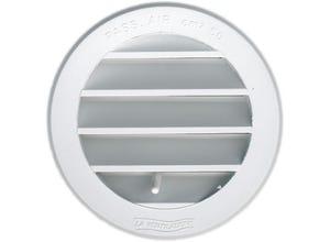 Grille ronde réglable avec moustiquaire Ø98mm - AUTOGYRE
