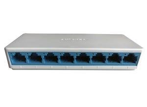 Switch réseau 8 ports RJ45
