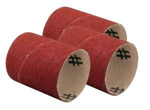 3 manchons abrasifs grain A80 Ø60/L60mm