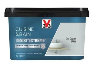 Peinture cuisine & bain Resist'Extrême 2L