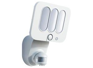 Projecteur sécurité avec alarme sonore sur secteur