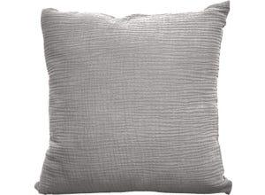 Coussin Tzigane gris argent 091 40 x 40 cm