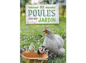 Des poules dans mon jardin