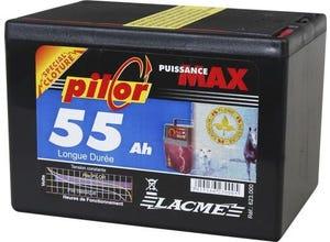 Pile Pilor 9V-55AH