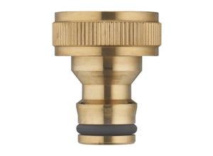 Nez de robinet laiton automatique F20x27