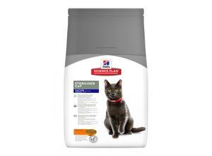 Feline Sterilised Cat Mature Adult Poulet 1,5kg
