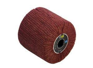 Brosse en fibre synthétique Ø120mm/L100mm