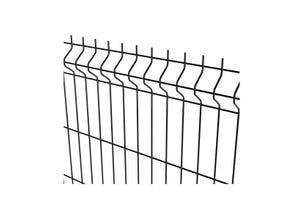 Panneau nyl 3d pro 2500x1230 anth 5x5 mm 200 x 50 mm