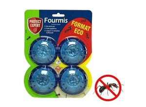 Fourmis - boîtes appât pack eco 4x2g