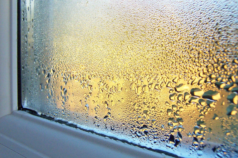 condensation fenêtre